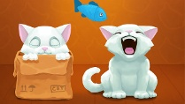 Nom Nom Kitties (Quelle: Softgames)