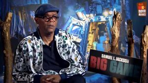 'Big Game': Samuel L. Jackson im Interview. (Foto: Ascot Elite)