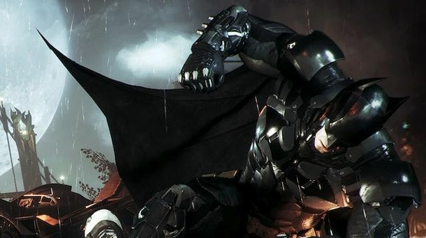 "Rocksteady bringt ""Batman: Arkham Knight"" auf den Markt. Screenshot aus dem Action-Adventure ""Batman: Arkham Knight"" von Rocksteady für PC, PS4 und Xbox One (Quelle: Warner Bros. Interactive Entertainment)"