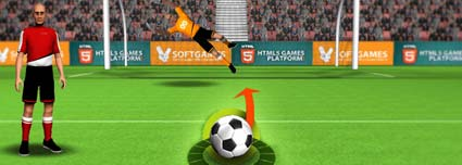 Real Freekick 3D (Quelle: Softgames)