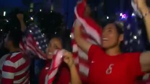 USA holen Titel bei Frauen-WM in Vancouver. (Screenshot: Reuters)