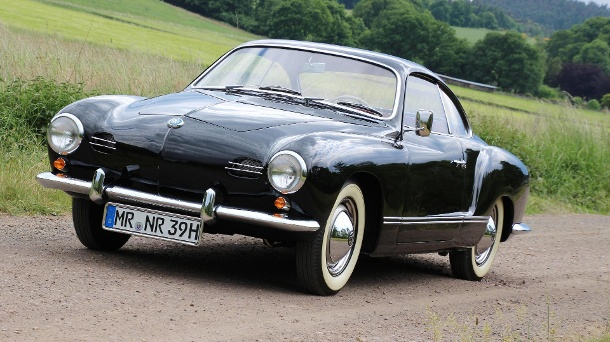 vw karmann ghia wird 60 hausfrauen porsche wird beliebter. Black Bedroom Furniture Sets. Home Design Ideas