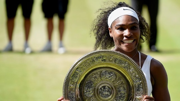 Wimbledon Finale 2015: Serena Williams holt 21. Grand-Slam-Titel. Serena Williams spielte ein überragendes Turnier.