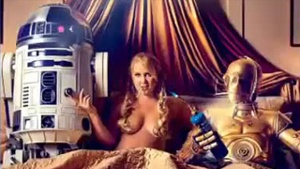 """Amy Schumer auf GQ-Cover: Versextes """"Star Wars""""-Shooting"""