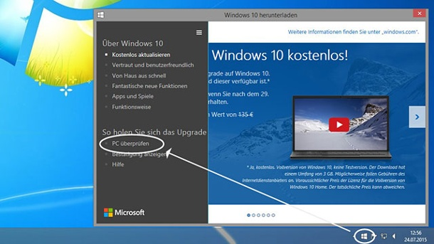 Windows 10 Vorsicht Vor Geflschten Get Windows 10 Downloads