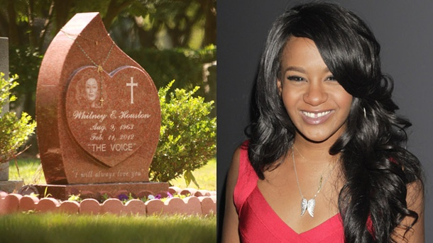 Bobbi Kristina Brown Letzte Ruhe Neben Mutter Whitney Houston