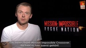 Interview zu 'Mission: Impossible - Rogue Nation'. (Screenshot: t-online.de)