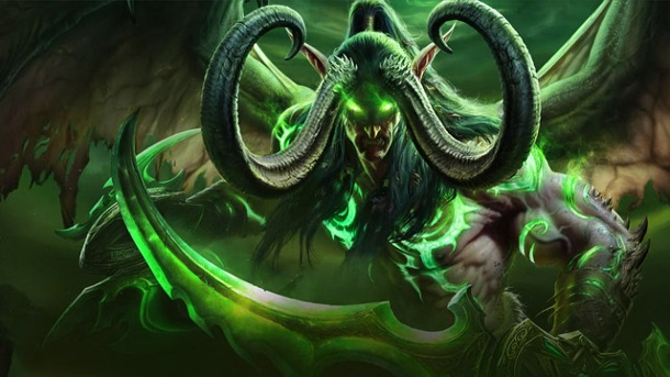 "Gamescom 2015: Blizzard stellt WoW-Add-on ""Legion"" vor. Sechstes WoW-Add-on: Die ""Legion"" marschiert auf (Quelle: Blizzard)"