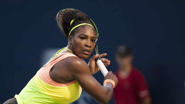 Tennis: Serena Williams verpasst Toronto-Finale. Serena Williams verpasste das Finale in Toronto.