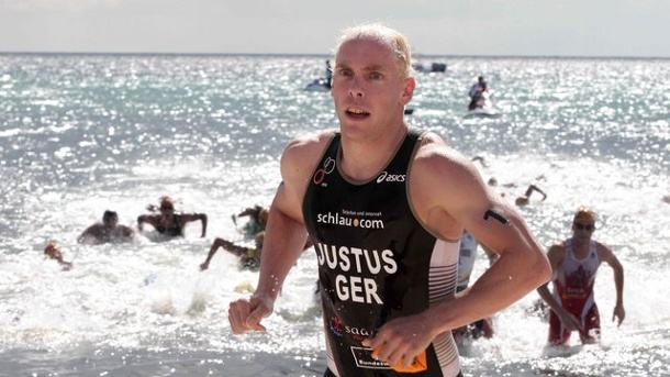 Triathlon - Triathlet Justus verpasst Top Ten: 19. in Stockholm. Triathlet Steffen Justus wurde 19.