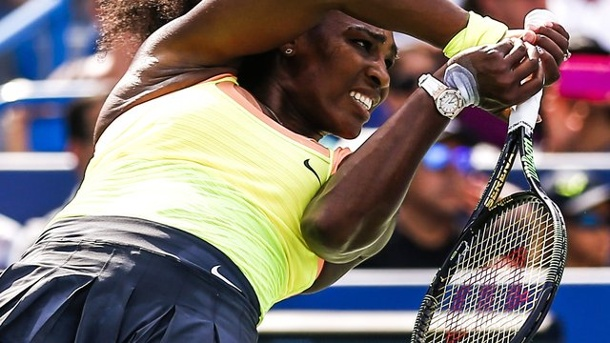 Tennis - US Open: Deutsches Duell zum Start - Williams im Fokus. Serena Williams will in New York den Grand Slam perfekt machen.