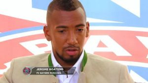 Jerome Boateng im Exklusiv-Interview. (Bild: Omnisport)