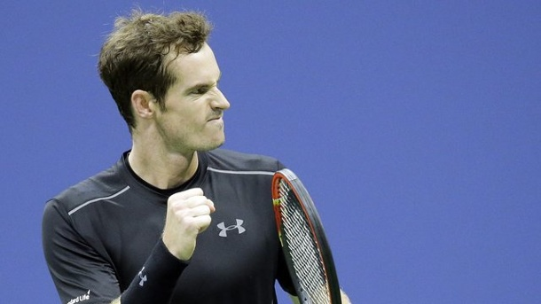 Tennis: Auch Murray ins US-Open-Achtelfinale - Favoriten siegen. Der Schotte Andy Murray steht im Achtelfinale.