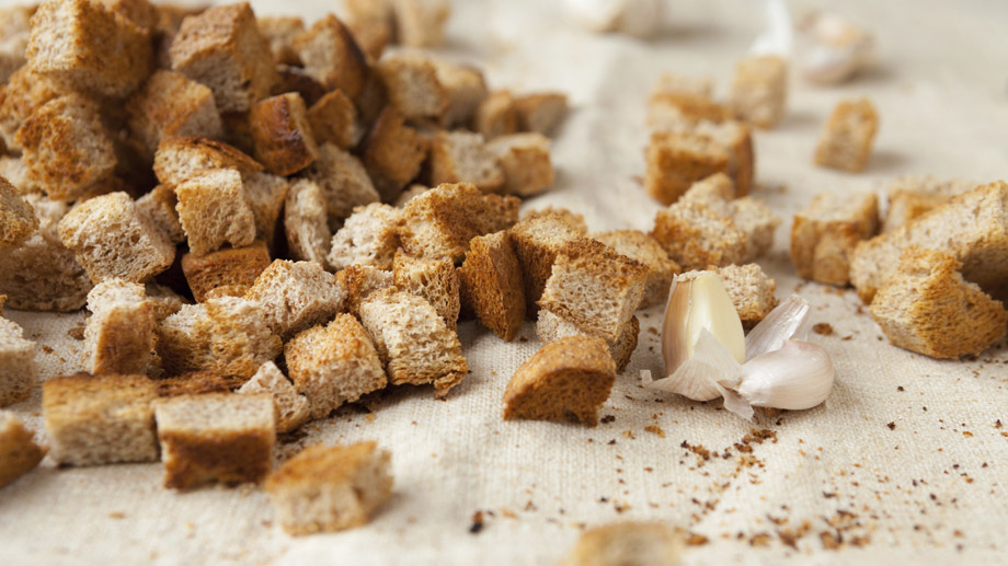Croutons (Quelle: Thinkstock by Getty-Images)