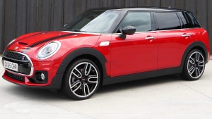 Mini Cooper S Clubman: Autotest: It's cool, (Club-)man!