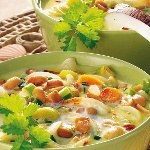 Rezeptbild: Erdnuss-Suppe (Quelle: TLC Fotostudio)