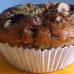 Rezeptbild: Yogurette-Muffins (Quelle: Privat)