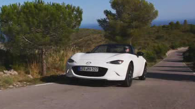 Der Mazda MX-5 genießt Kultstatus. (Screenshot: Car-News.tv)