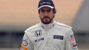 Fernando Alonso ist gefrustet. (Screenshot: news2use)
