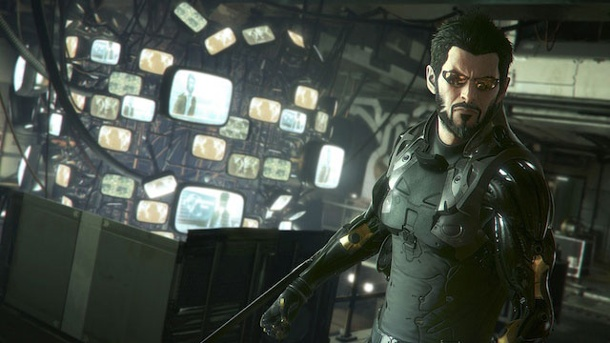 Deus Ex: Mankind Divided im Preview. Deus Ex: Mankind Divided (Quelle: Square Enix)