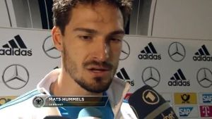 Hummels: 'Bin ein Chancentod geworden'. (Screenshot: Omnisport)