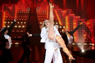 """Tanzshow """"Stepping Out"""" (Quelle: dpa)"""