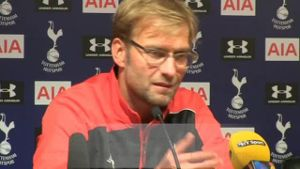 Klopp nach Debüt zufrieden: 'War brilliant'. (Screenshot: Omnisport)