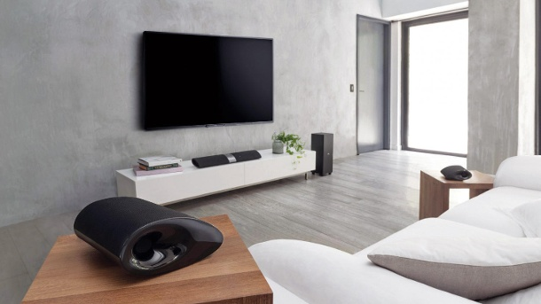 soundbars bringen den kinoklang ins wohnzimmer. Black Bedroom Furniture Sets. Home Design Ideas