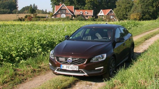 Volvo S60 Cross Country im Autotest. Volvo S60 Cross Country im Autotest (Quelle: Susanna Pancari)