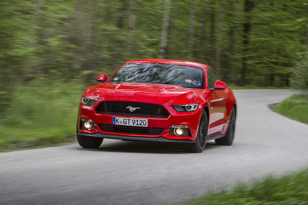 Ford Mustang GT Fastback im Test