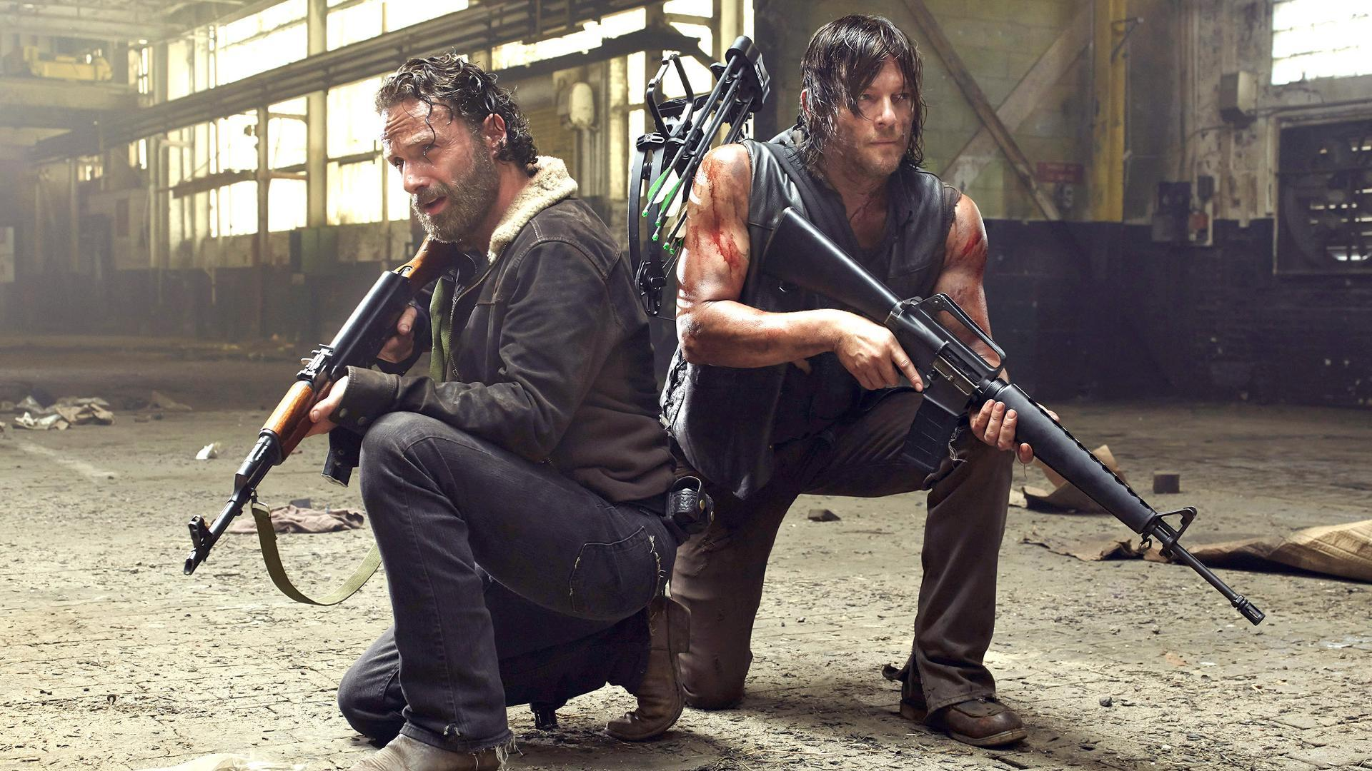 Walking Dead Staffel 5 Im Free Tv