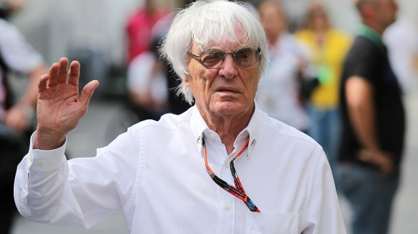 Formel 1: Bernie Ecclestone spricht Machtwort im Motorenstreit. F1-Boss Bernie Ecclestone beim Goßen Preis von Brasilien in Interlagos.  (Quelle: imago/Crash Media Group)