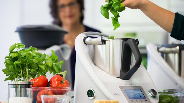 Thermomix Im Test Zu Laut Warentest Pruft Kuchenmaschinen