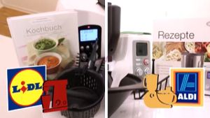 Was taugen Thermomix-Alternativen von Lidl und Aldi? (Screenshot: RTL)