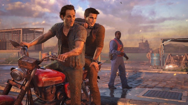 Uncharted 4: A Thief's End - Preview zum Multiplayer-Modus. Uncharted 4: A Thief's End (Quelle: Sony)