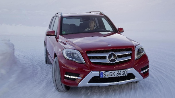 der mercedes glk ist teuer aber auch gut suv im. Black Bedroom Furniture Sets. Home Design Ideas
