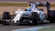 Williams - drittstärkstes F1-Team der Saison. (Screenshot: news2use)