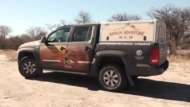 Amarok Adventure 2015. (Screenshot: die-autotester.com)