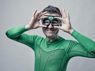 Superhelden und Agenten  (Quelle: Thinkstock by Getty-Images)
