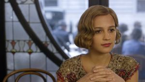 "Alicia Vikander in ""The Danish Girl"". (Quelle: Universal)"