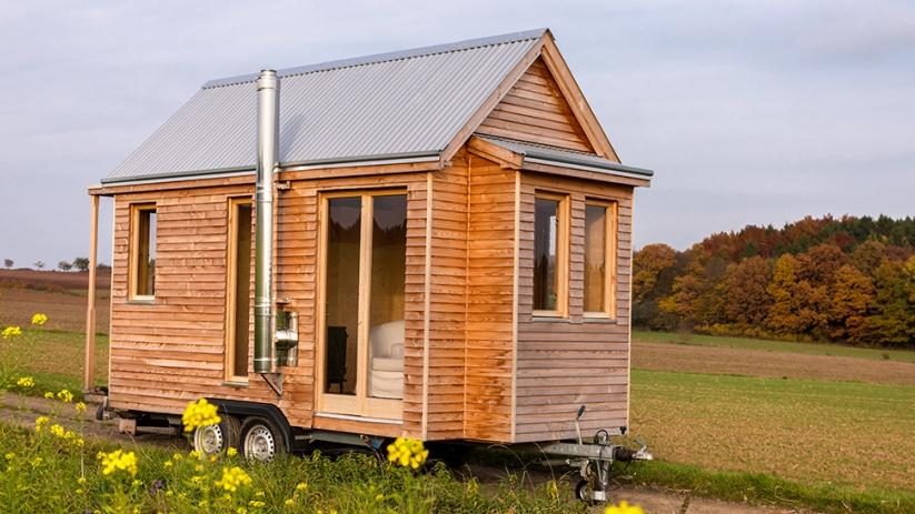 Tiny house movement vollwertige mini h user gibt es ab for Minihaus bausatz