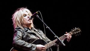 Lucinda Williams beim 'South by Southwest' Festival in Austin,.