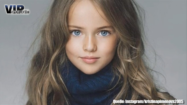 kristina pimenova gilt als sch nstes m dchen der welt video. Black Bedroom Furniture Sets. Home Design Ideas