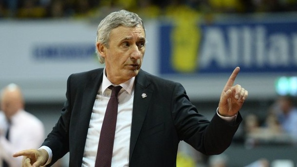 Basketball: Bayern-Basketballer holen zwei Neuzugänge. Bayerns Trainer Svetislav Pesic.