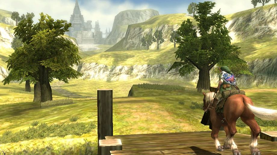 The Legend of Zelda - Twilight Princess HD Action-Adventure von Nintendo für Wii U (Quelle: Nintendo)