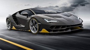 Lamborghini Centenario: Superstar in Genf