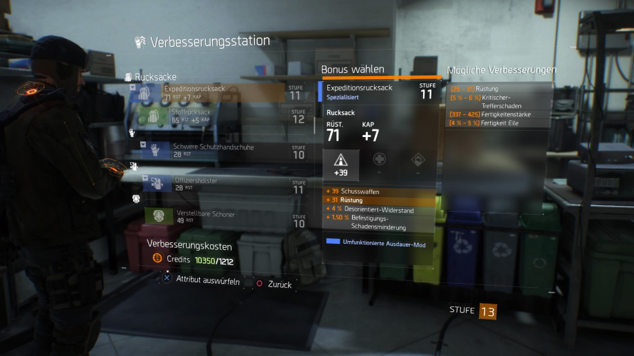 Tom Clancy's The Division MMOG-Rollenspiel-Shooter für PC, PS4 und Xbox One von Massive Entertainment (Quelle: Ubisoft)