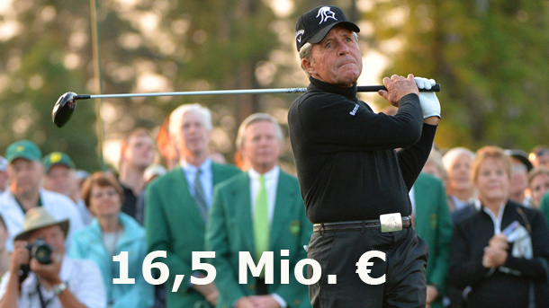 Gary Player (Quelle: imago/UPI Photo)