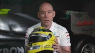 Technik-Special: der Formel-1-Helm. (Screenshot: RTV)