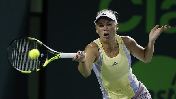 Tennis: Verletzte Wozniacki bangt um Start bei French Open. Caroline Wozniacki bangt um ihren Start in Paris.